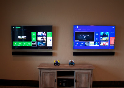 game-room-LG-displays